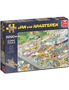 Jumbo/Jan van Haasteren De Sluizen, 2000 stukjes