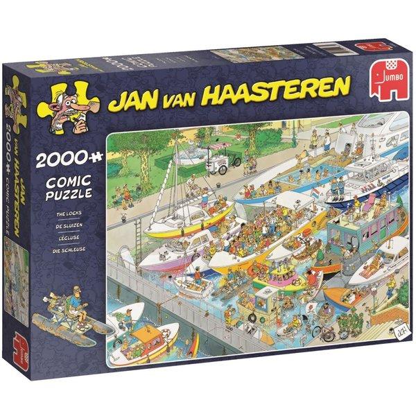 Jumbo De Sluizen - 2000 stukjes