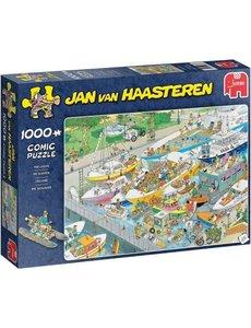 Jumbo/Jan van Haasteren De Sluizen, 1000 stukjes