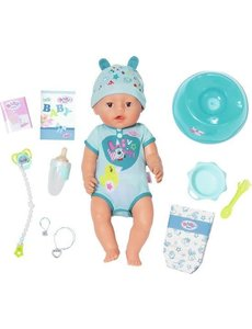 Zapf Creation Baby Born soft touch jongen 43 cm