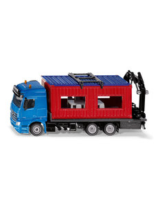Siku 3556 -  LWK truck met schaftcontainer