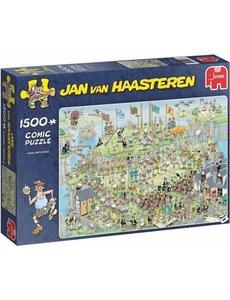 Jumbo/Jan van Haasteren Highland Games, 1500 stukjes