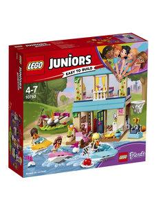 LEGO 10763 - Stephanie's huisje aan het meer