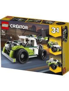 LEGO 31103 - Raketwagen