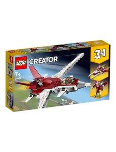 LEGO 31086 - Futuristisch vliegtuig