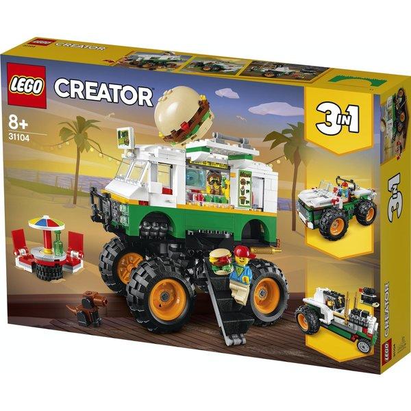 LEGO 31104 - Hamburger Monstertruck