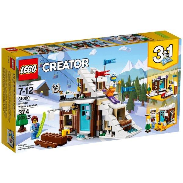 LEGO 31080 - Modulaire wintervakantie