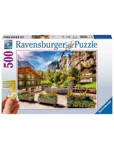 Ravensburger Lauterbrunnen 500 stukjes xxl