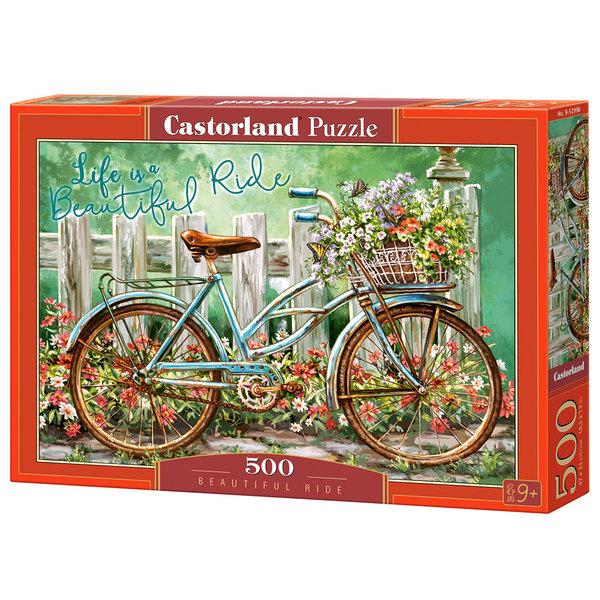 Castorland Beautiful ride 500 stukjes