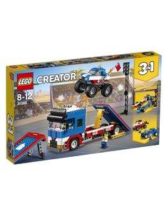 LEGO 31085 - Mobiele stuntshow