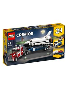 LEGO 31091 - Spaceshuttle transport