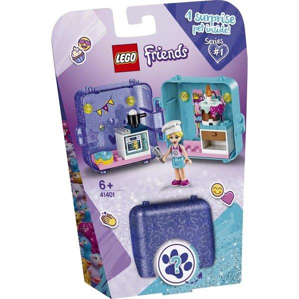 LEGO 41401 - Stephanies speelkubus