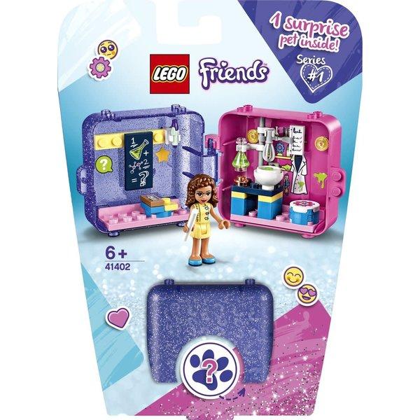 LEGO 41402 - Olivia's speelkubus