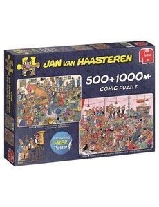 Jumbo/Jan van Haasteren Feestje! 500 en 1000 stukjes