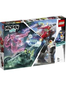 LEGO 70421 - El Fuego's Stunttruck