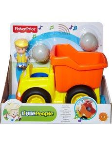 Fisher Price Little People - Dump truck