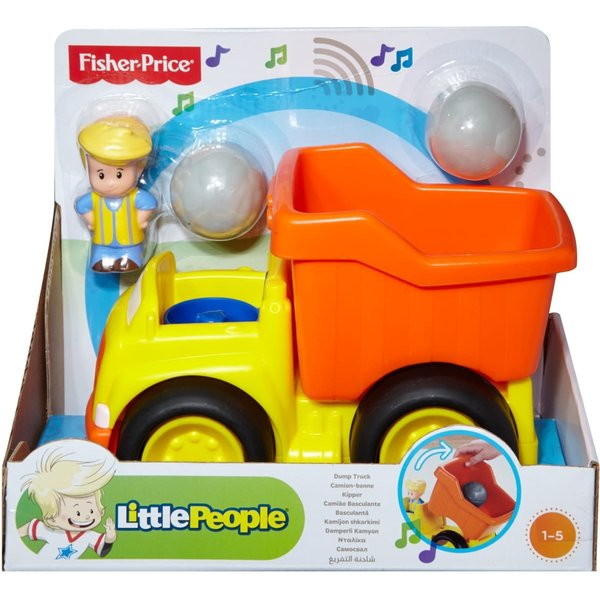 Fisher Price Little People - Dump truck