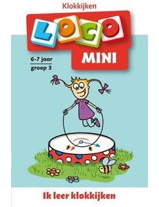 Loco Loco mini Ik leer klokkijken
