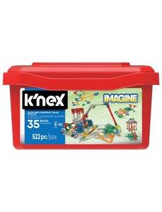 Knex Knex click en constructie verzamelkoffer