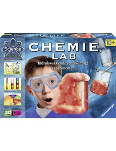 Ravensburger Science X Maxi Chemie Laboratorium