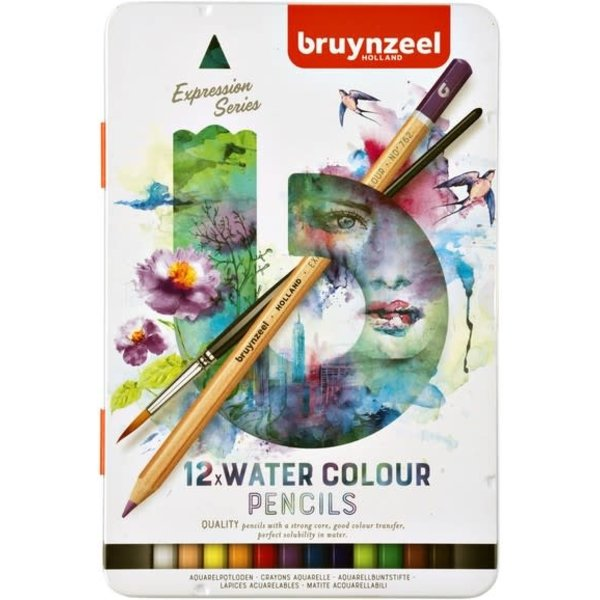 Bruynzeel Expression Aquarel
