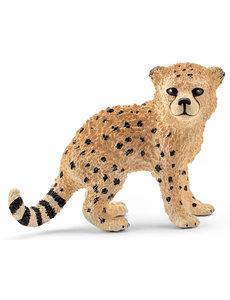 Schleich 14747 - Luipaard Cheeta, welp
