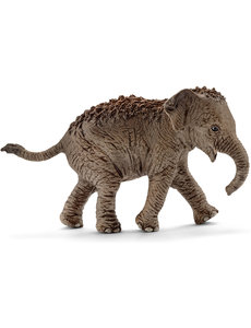 Schleich 14755 - Aziatische olifant, kalf