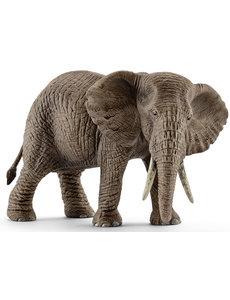 Schleich 14761 - Afrikaanse olifant, vrouwtje