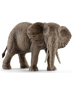 Schleich Afrikaanse olifant, vrouwtje - 14761