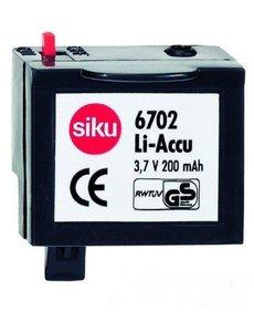 Siku 6702 - Control Accu 3.7 Volt 200 mAh