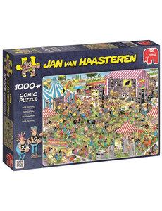 Jumbo/Jan van Haasteren Popfestival - 1000 st.