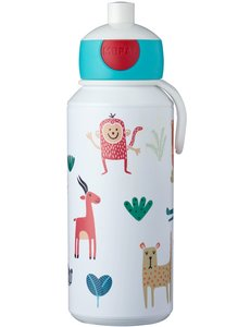 Mepal Pop-up beker Animal Friends