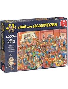 Jumbo/Jan van Haasteren De Googelbeurs, 1000 stukjes
