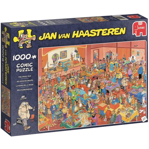 Jumbo De Googelbeurs, 1000 stukjes