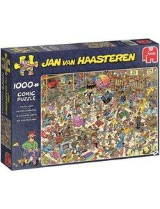 Jumbo De Speelgoedwinkel, 1000 stukjes