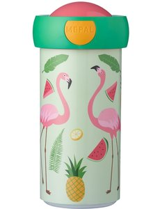 Mepal Beker Tropical Flamingo