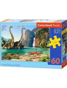 Castorland In the dinosaurus world - 60 stukjes