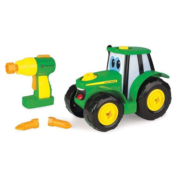 Britains JD Preschool Bouw een Johnny Tractor