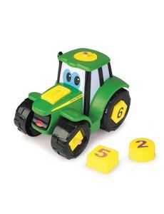 Tomy JD Preschool Johnny Tractor leer&speel