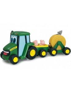 Britains JD Preschool Dorpsfeestwagen met accessoires