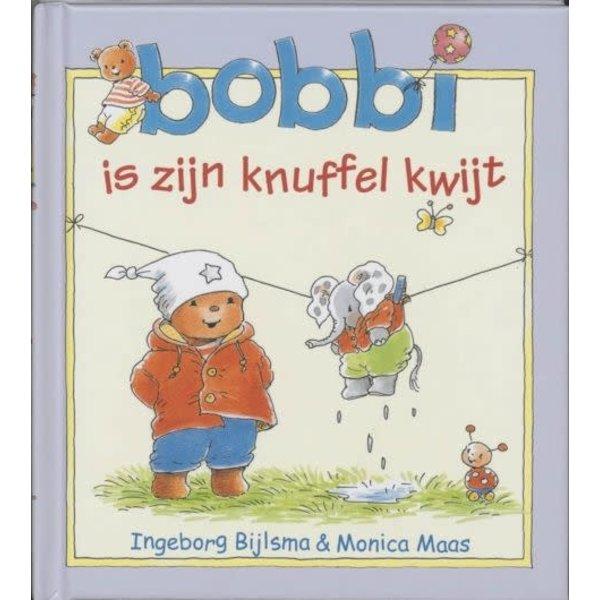 Kluitman Bobbi is zijn knuffel kwijt