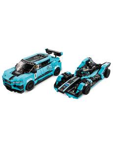 LEGO 76898 - Formula E Panasonic vs i-Pace eTrophy Jaguar
