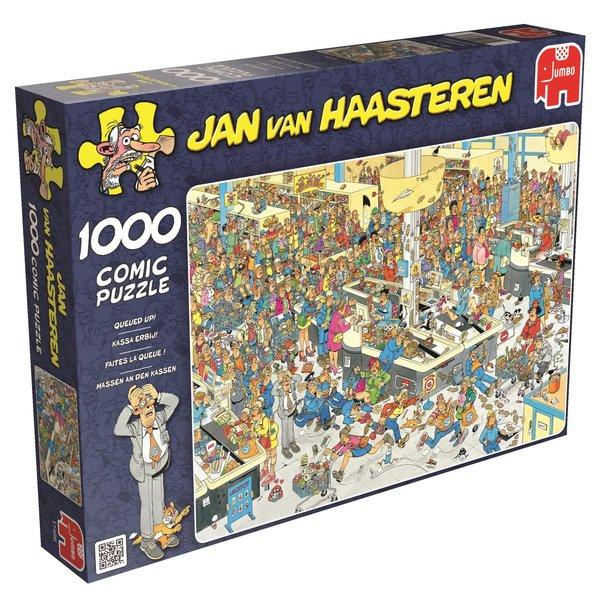 Jumbo Kassa erbij, 1000 stukjes