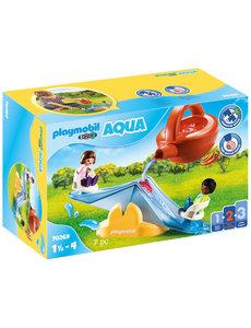 Playmobil 70269 - Aqua waterwip  met gieter