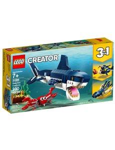 LEGO 31088 - Diepzeewezens