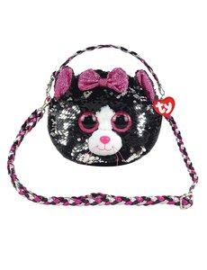 Ty Fashion Schoudertas Kiki Cat - 20 cm