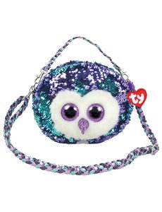 Ty Fashion Schoudertas Moonlight Owl - 20 cm