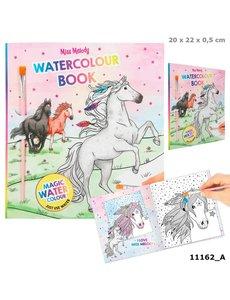 Depesche Miss Melody Water Colours boek