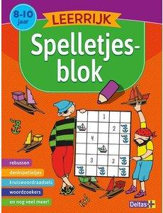 Deltas Leerrijk spelletjes blok (8-10 jr)