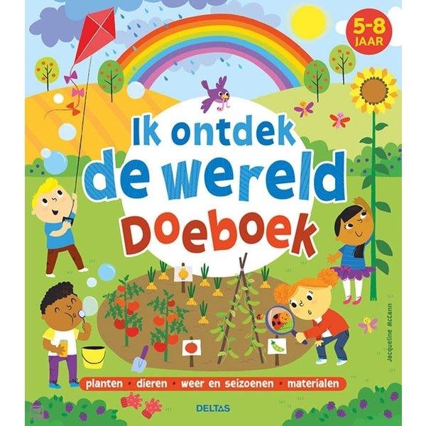 Deltas Ik ontdek de wereld doeboek